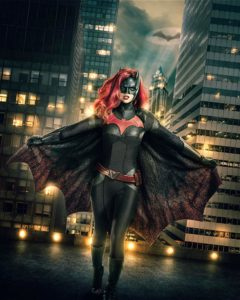 batwoman serie the cw poster