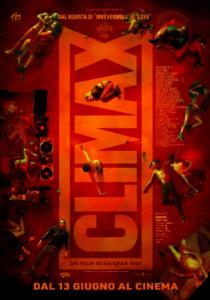 climax Gaspar Noé film poster ita