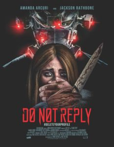 do not reply film poster