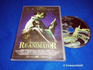 dvd Herbert West Re-Animator