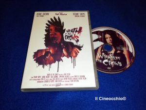 dvd Wrath of the crows zuccon
