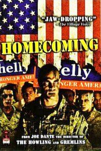 homecoming joe dante masters of horror poster
