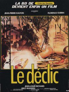 le declic il gioco film poster 1985