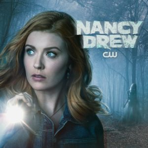 nancy drew serie the cw poster