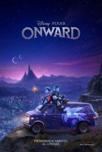 onward film pixar poster 2020
