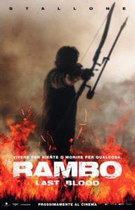 rambo last blood poster ita