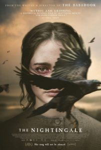 the nightingale film poster
