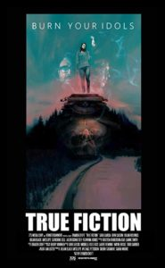 true fiction film poster