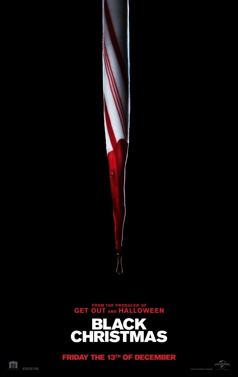 Black Christmas - Un Natale rosso sangue film poster 2019