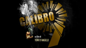 Calibro 9 film poster toni d'angelo