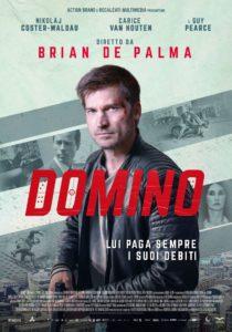 Domino de palma Poster ita