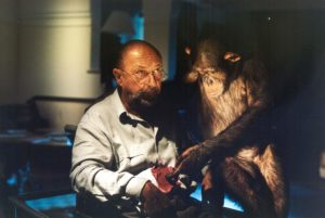 Donald Pleasence in Phenomena (1985)