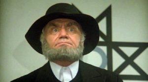Ernest Borgnine in Benedizione Mortale 1981 film
