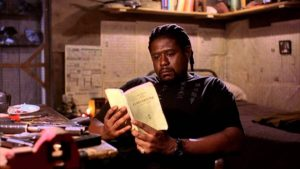 Forest Whitaker in Ghost Dog 1999