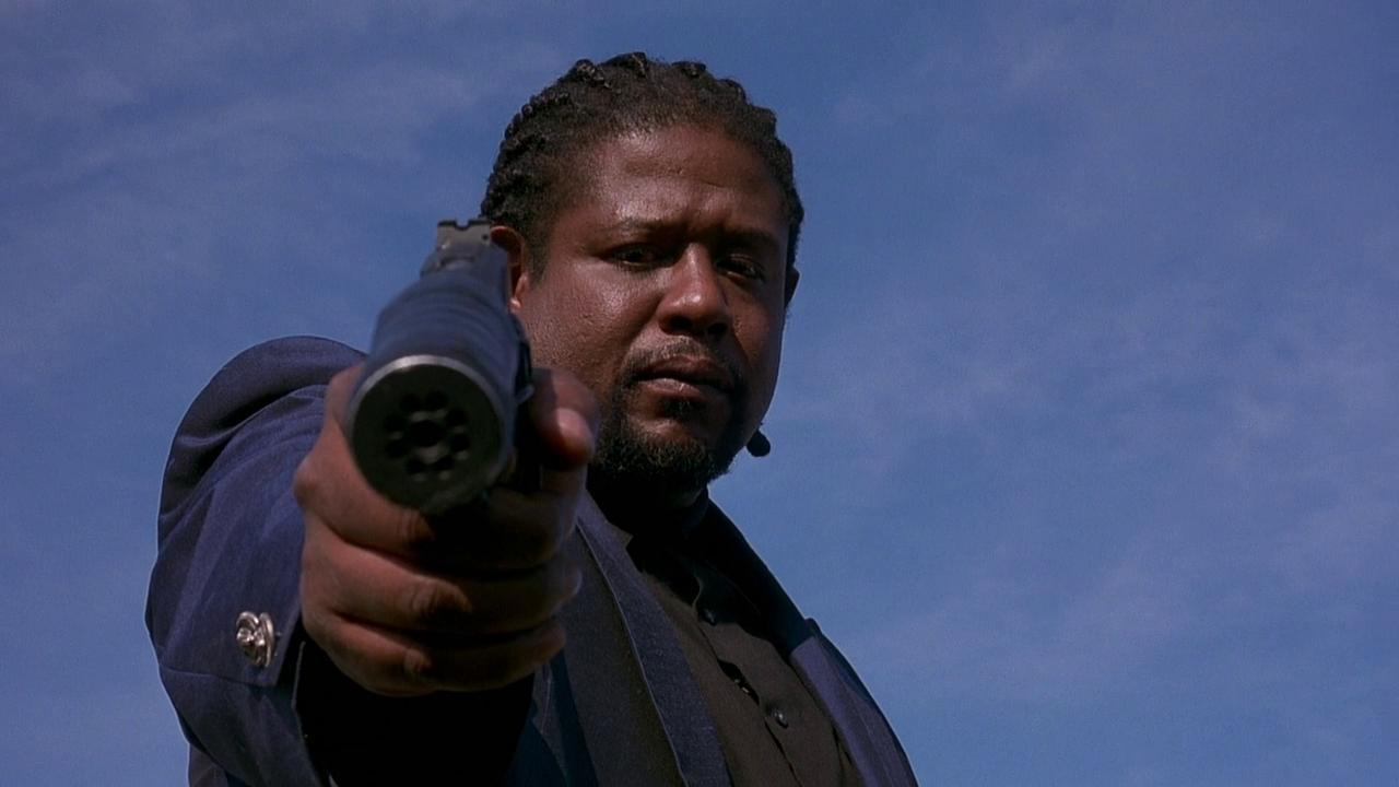 Forest Whitaker in Ghost Dog