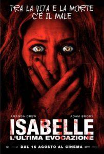 Isabelle - L'Ultima Evocazione film poster
