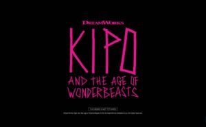 KIPO AND THE AGE OF WONDERBEASTS serie poster netflix