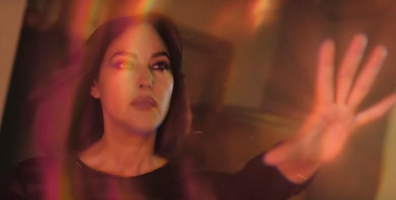 Nekrotronic (2018) film monica bellucci