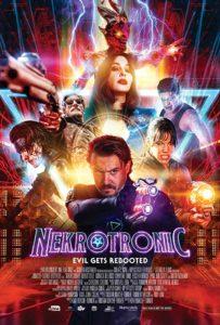 Nekrotronic (2018) film poster