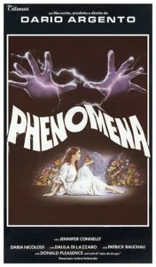 Phenomena (1985) film poster