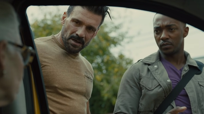 Point Blank Anthony Mackie e Frank Grillo