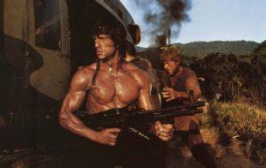 Rambo II - La vendetta (1985) film
