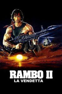 Rambo II - La vendetta (1985) poster