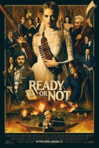 Ready or Not film 2019 poster