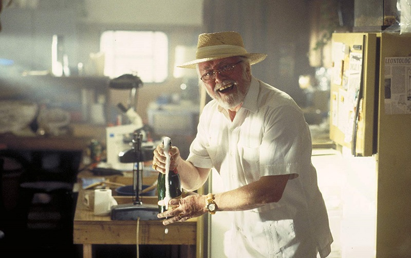 Richard Attenborough in Jurassic Park (1993)