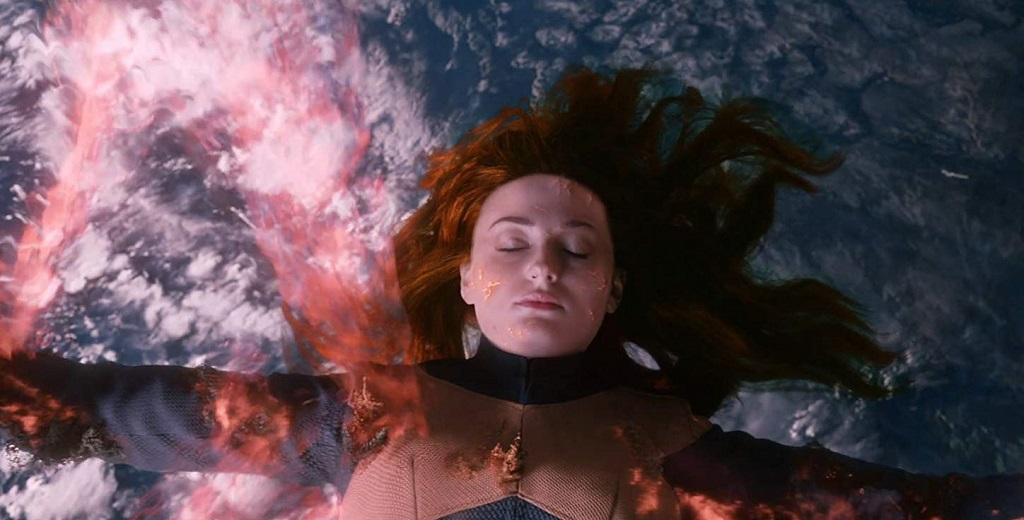 Sophie Turner in X-Men Dark Phoenix (2019)