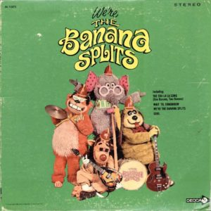 The Banana Splits film 2019 poster