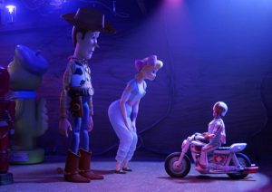 Toy Story 4 film pixar 2019