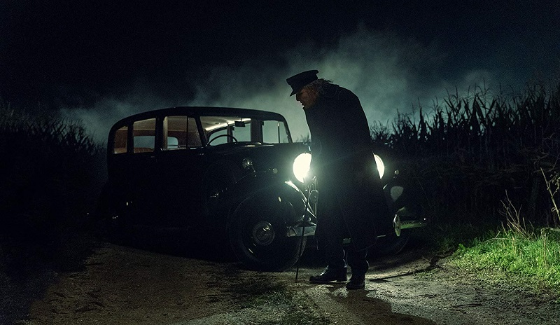 Zachary Quinto in NOS4A2 (2019) serie amazon