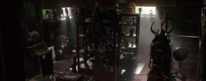 annabelle 3 film stanza degli oggetti posseduti warren