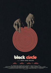 black circle film poster Adrián García Bogliano