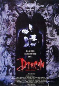dracula di bram stoker film 1992 poster