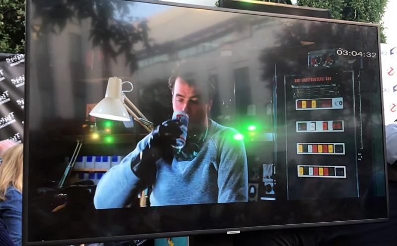 ghostbusters 1984 scena eliminata birra