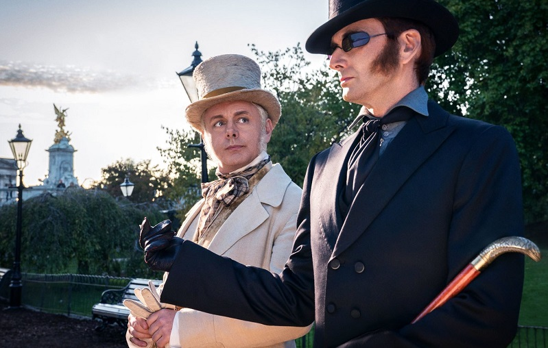 good omens miniserie amazon
