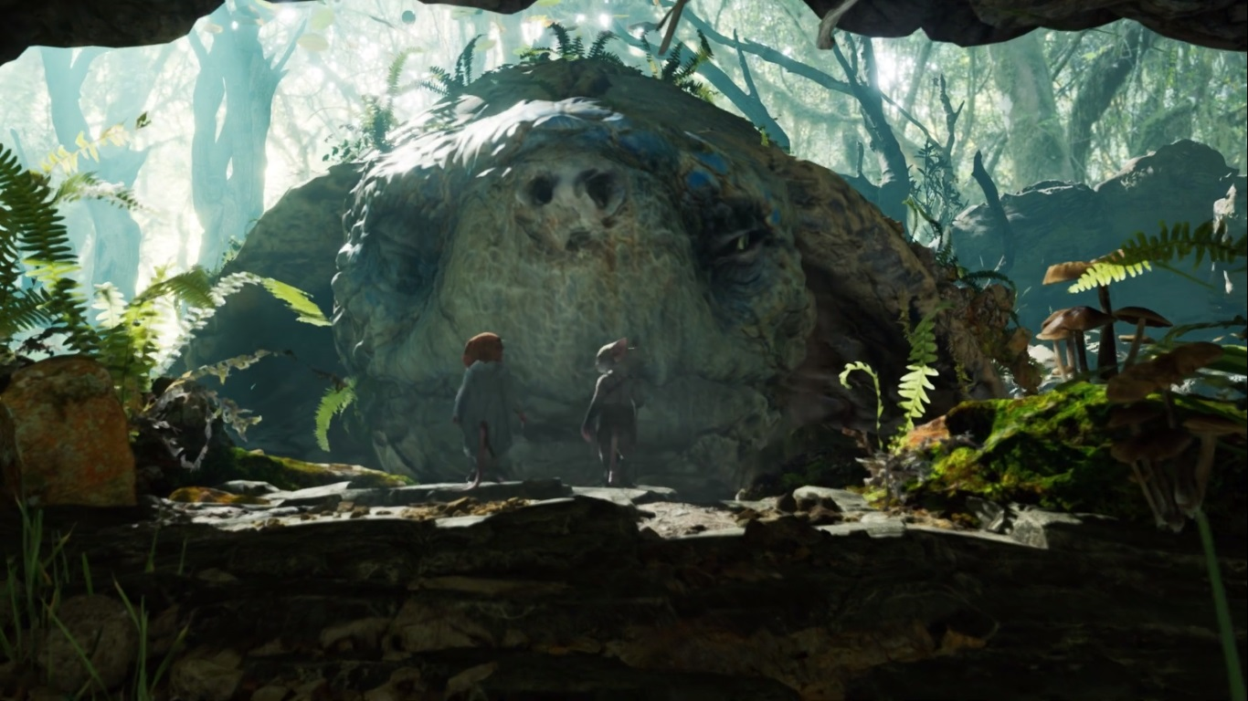 mouse guard film wes ball