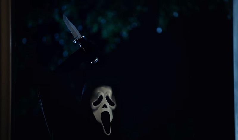 scream resurrection serie ghostface