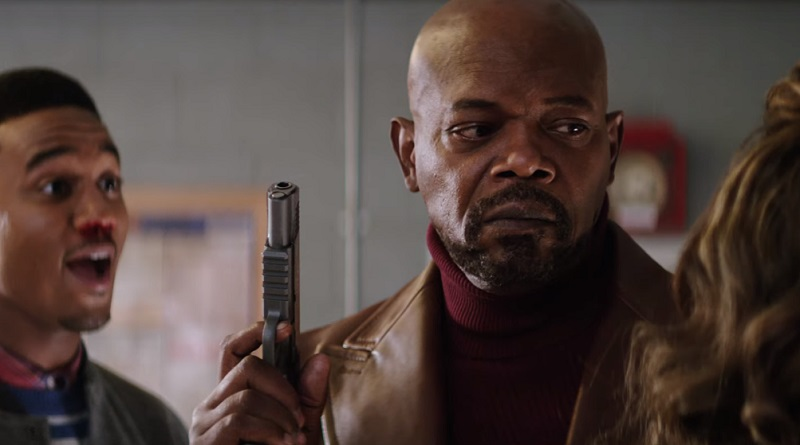 shaft film 2019 sam jackson