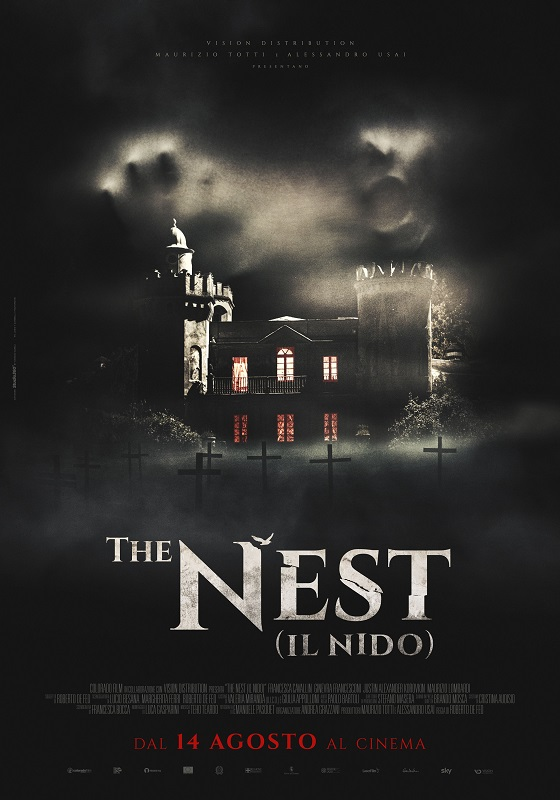 the nest film poster