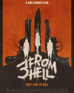 3 from Hell poster film
