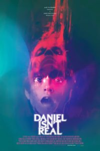 Daniel Isn't Real film poster