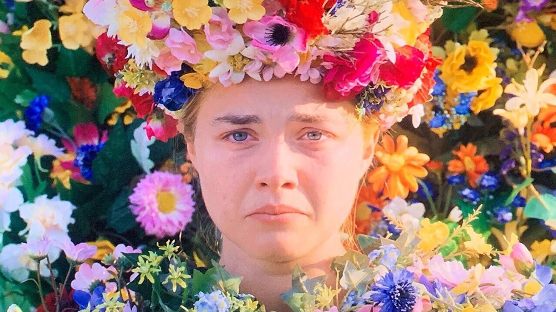 Florence Pugh in Midsommar (2019) film