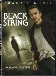 Frankie Muniz in The Black String (2018) film poster
