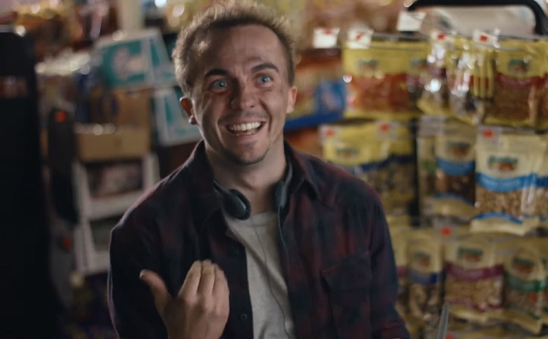 Frankie Muniz in The Black String (2018) film