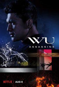 Iko Uwais in Wu Assassins (2019) poster netflix