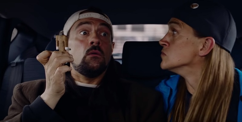 Jay and Silent Bob Reboot (2019) film