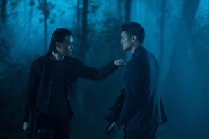 Jin Zhang e Harry Shum Jr. in Escape Plan 3